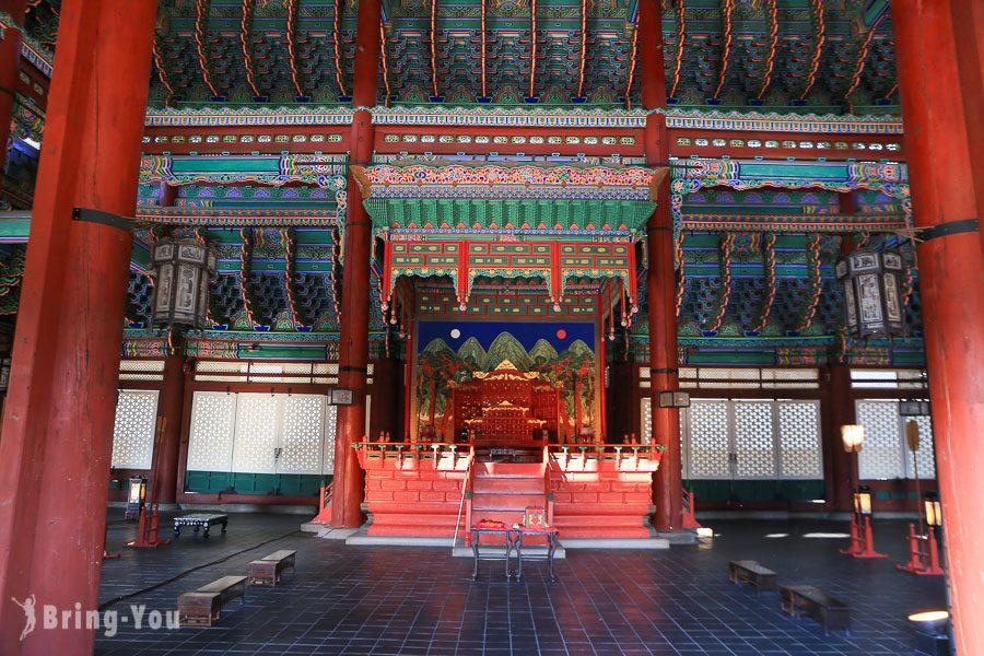 首爾景福宮