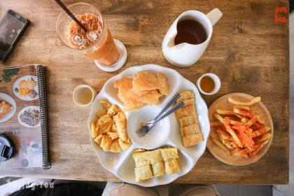 【清邁尼曼路美食推薦】Guu Fusion Roti印度煎餅(Roti)專賣店香蕉煎餅推薦