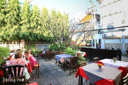 【清邁古城區美食】Dash! Restaurant and Bar,蘭納風泰式料理酒吧餐廳