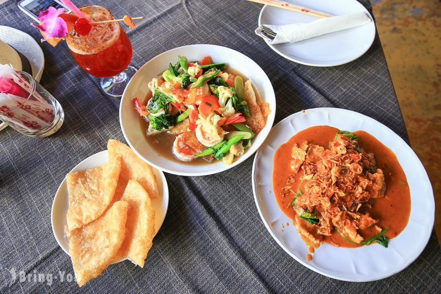清邁古城區泰式料理Dash! Restaurant and Bar
