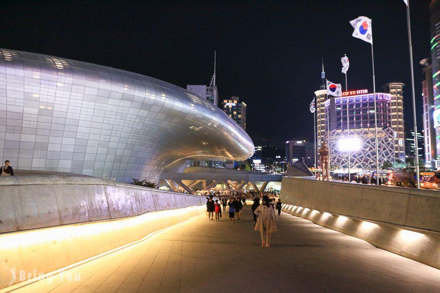 韓國首爾東大門商圈逛街攻略