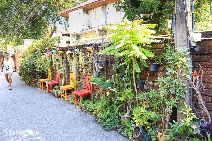 清邁古城區咖啡廳Farm Story House