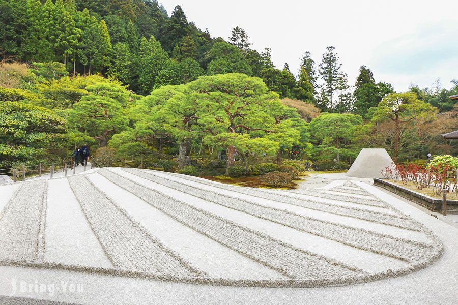 京都銀閣寺