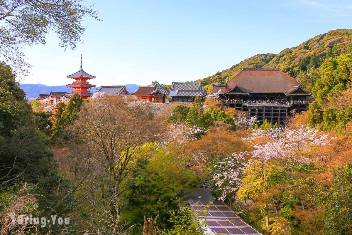清水寺泰產寺
