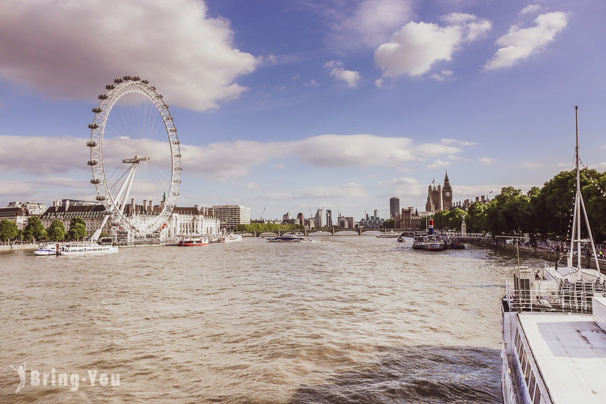 【倫敦通行證 London Pass】使用攻略&推薦景點&購票優惠:可使用範圍&重要景點介紹