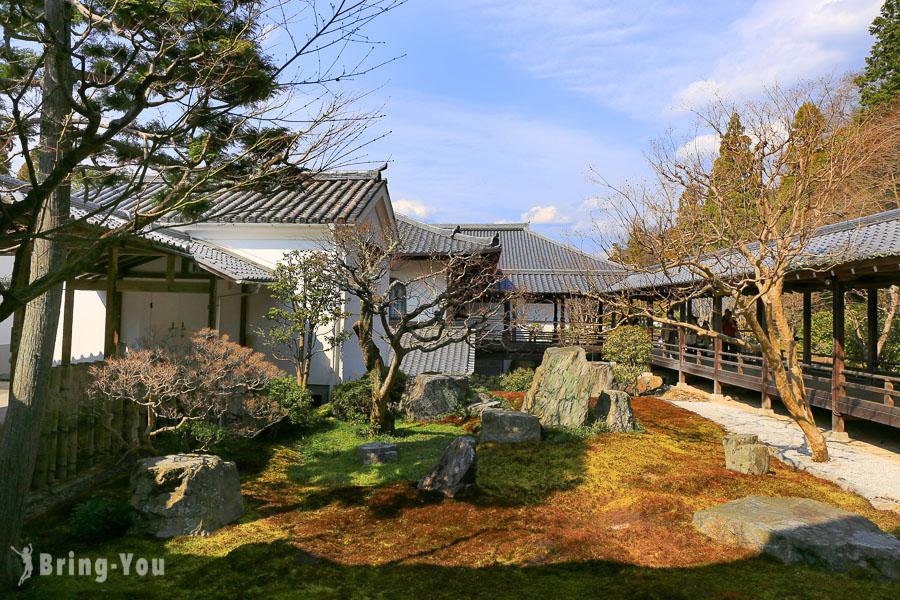 【京都景點】南禪寺:必看三門絕景、方丈庭園,春賞櫻、秋賞楓的好去處