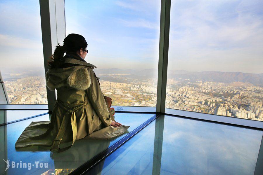 首爾樂天世界塔