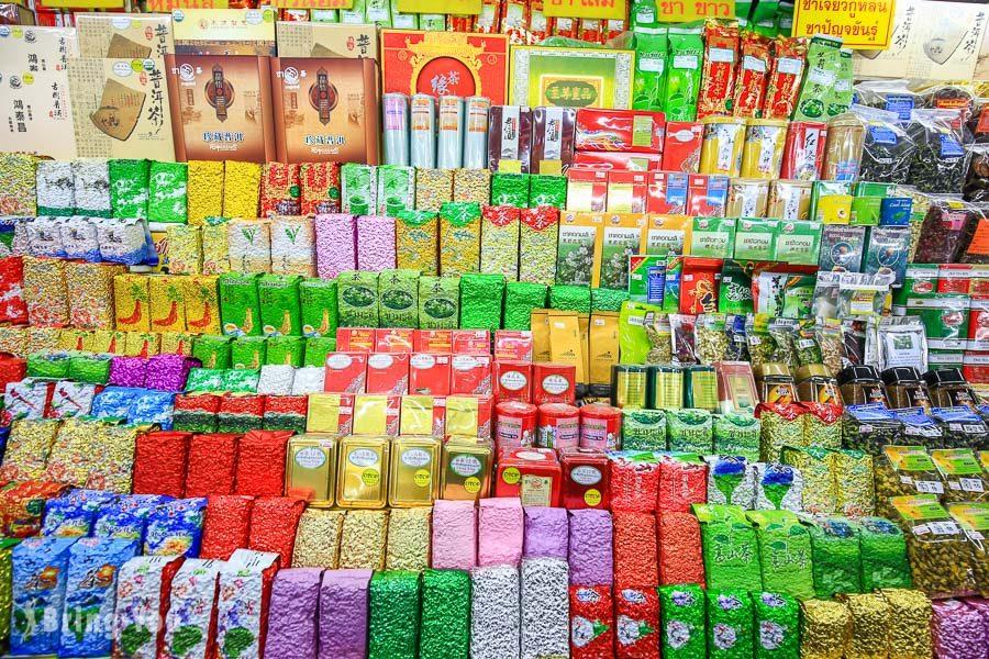 瓦洛洛市場 Warorot Market