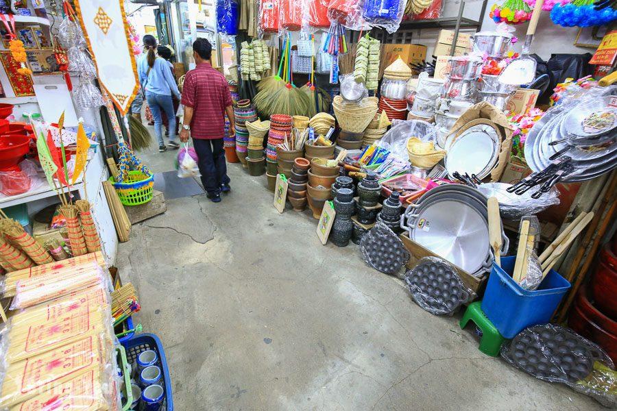 龍眼市場(Ton Lam Yai)