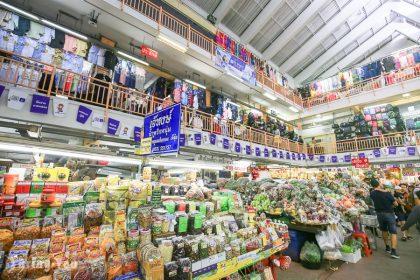 【清邁市場】瓦洛洛市場 Warorot Market+龍眼市場Ton Lam Yai:清邁市區最大的傳統市場
