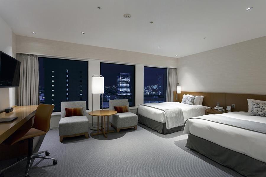 【新宿住宿】京王廣場大飯店(Keio Plaza Hotel Tokyo)