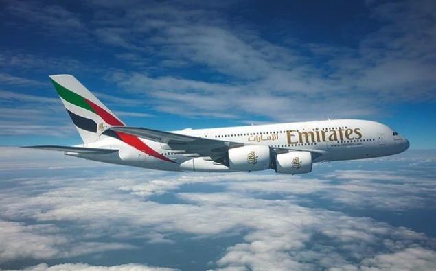 阿聯酋航空 Emirates A380