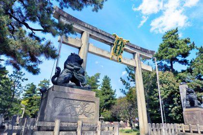 【京都賞梅名所】北野天滿宮,應試學子必拜學問之神!