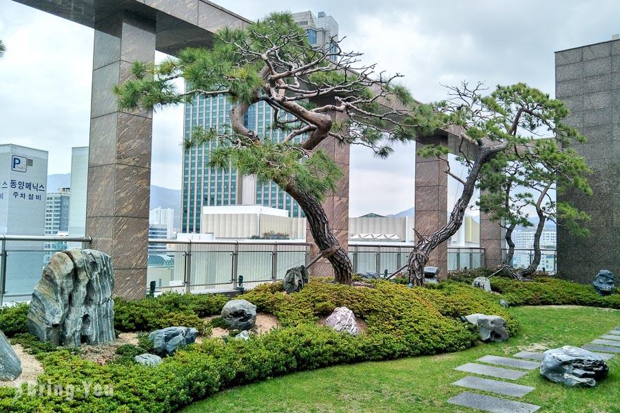 釜山西面站阿班飯店