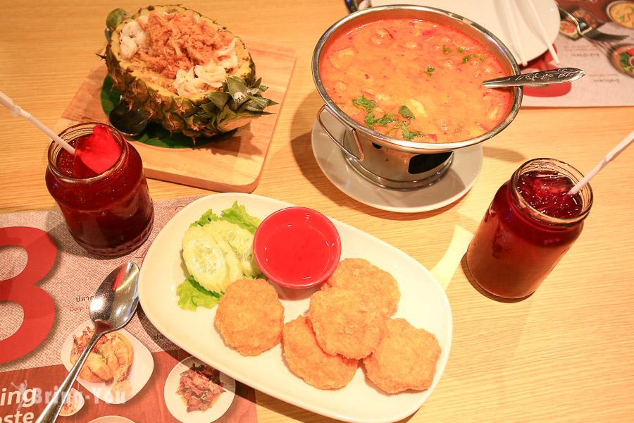 【泰國曼谷美食】Savoey Thai Restaurant 上味泰餐館,推薦必吃咖哩螃蟹