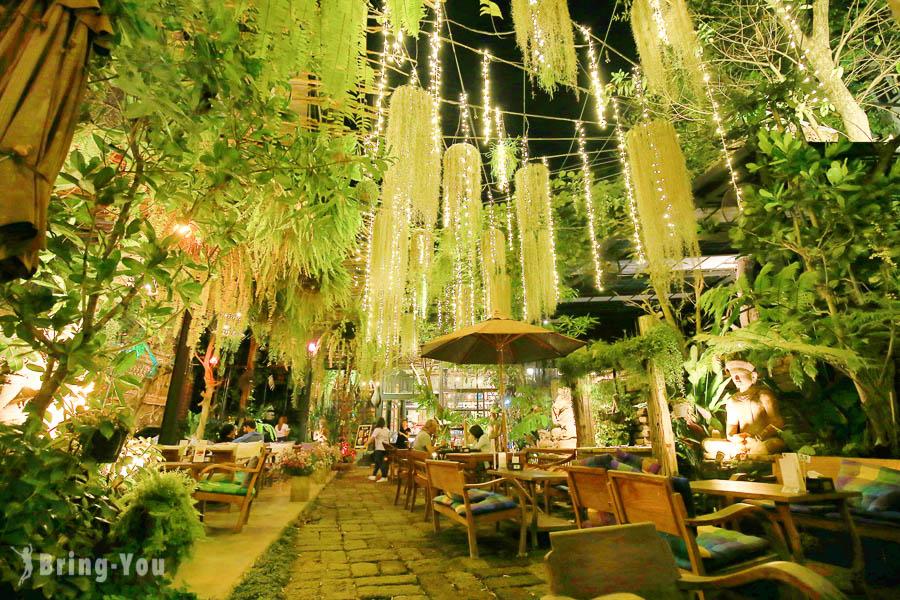 【清邁古城餐廳】The FACES Gallery & Gastro Bar:吳哥窟風情餐廳品味泰北美食