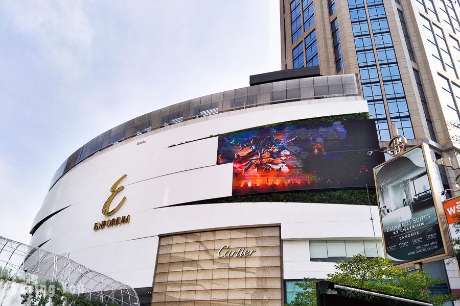 【曼谷百貨公司】The EmQuartier 商場:美食餐廳、逛街品牌推薦、超美空中花園介紹(BTS Phrom Phong)
