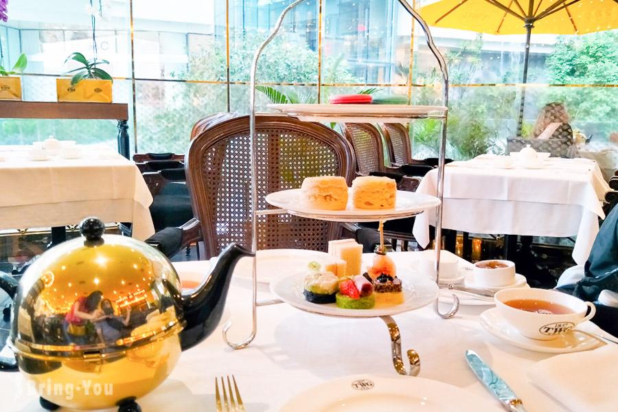 【曼谷】TWG Tea Salon & Boutique 三層下午茶(Helix EmQuartier店)