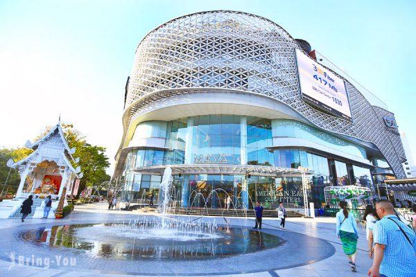 【尼曼區景點】Maya百貨,清邁最好逛的潮流購物商場