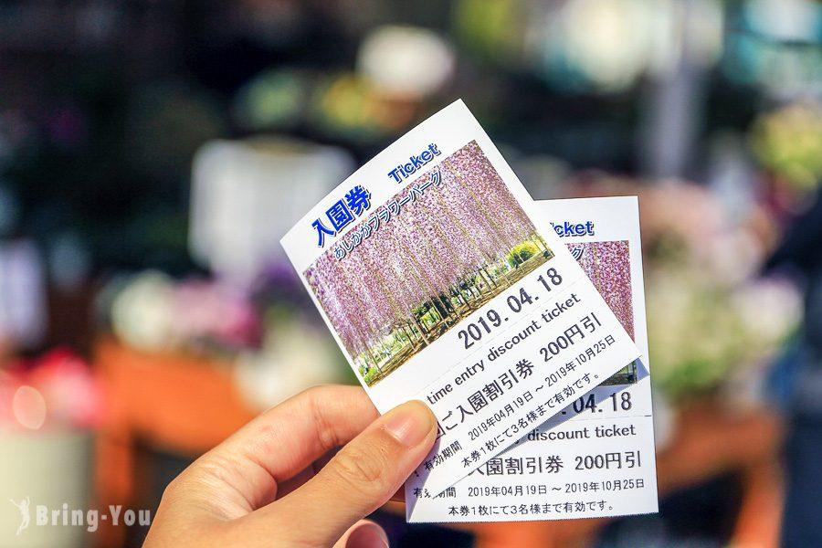 足利花卉公園紫藤花