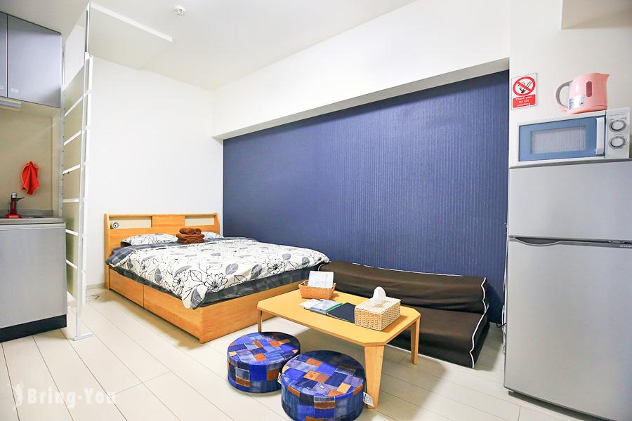 東京清綠園公寓式飯店,親子友善、大又方便的東京平價住宿