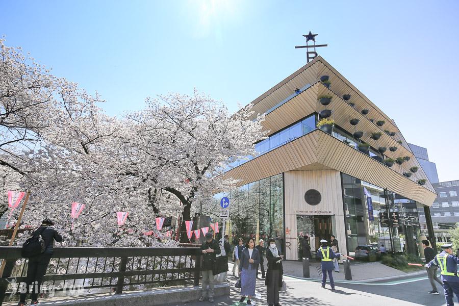 【中目黑半日遊散策】中目黑逛街景點:型男美女悠閒漫步的東京好去處