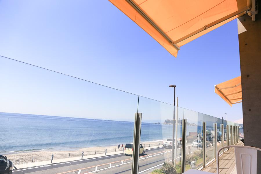 【鐮倉海景餐廳】七里之濱Bills:享有鎌倉無敵海景的知名早午餐店