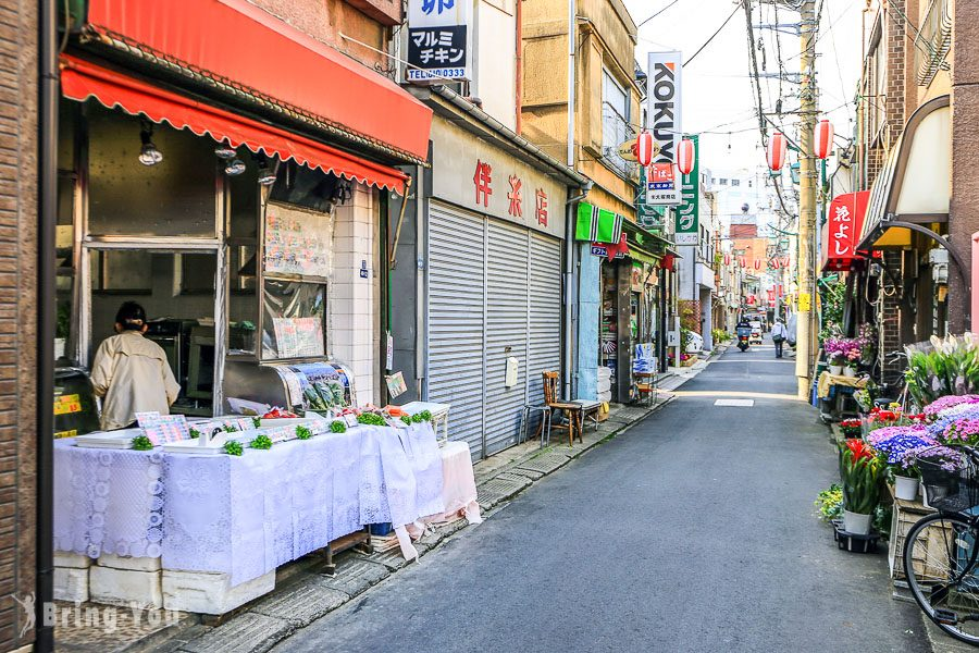 鳩之街通商店街