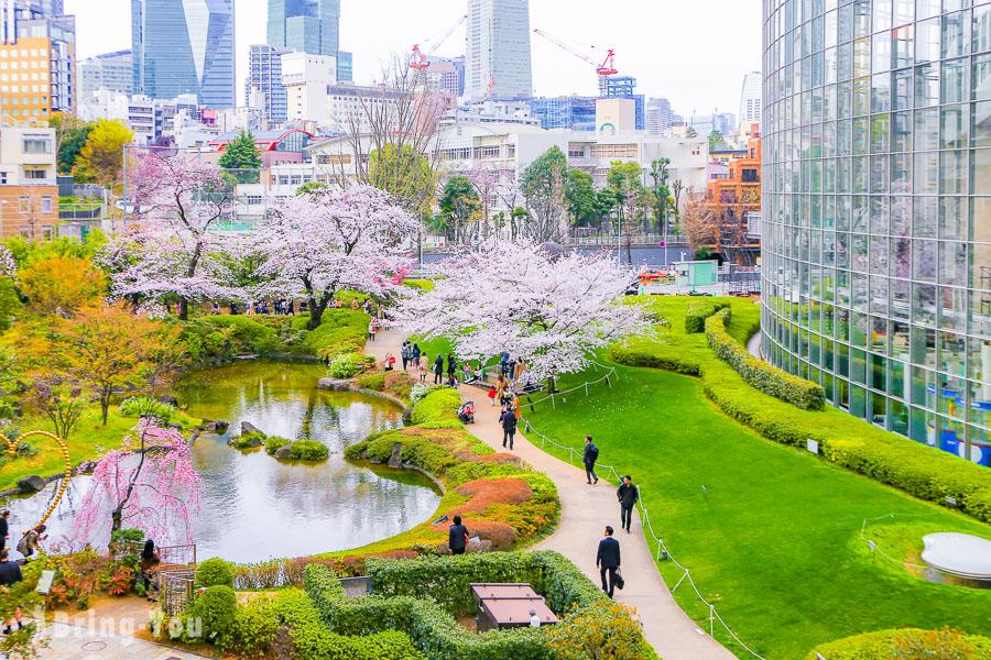 【東京賞櫻景點】六本木之丘毛利庭園