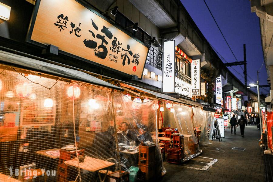 【上野美食】平價上野小吃、阿美橫町居酒屋、晚上宵夜餐廳推薦