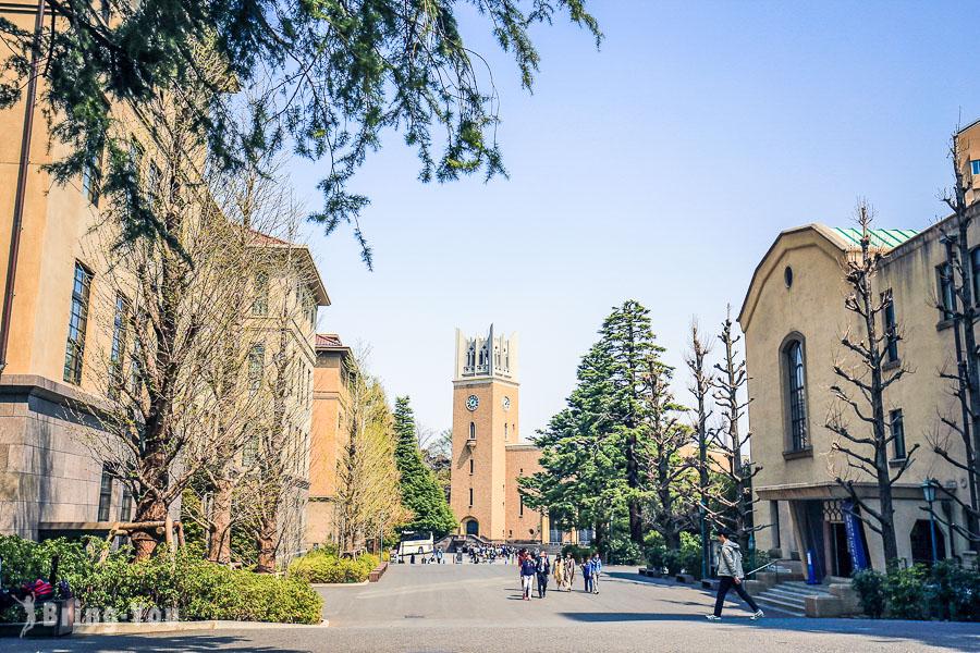 【東京散步】早稻田大學,欣賞建築美與感受日本學院氣氛