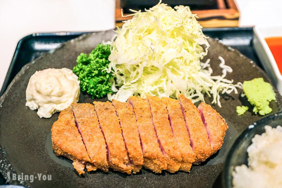 【淺草美食】淺草牛かつ(淺草炸牛排),雷門對面排隊人氣宵夜餐廳