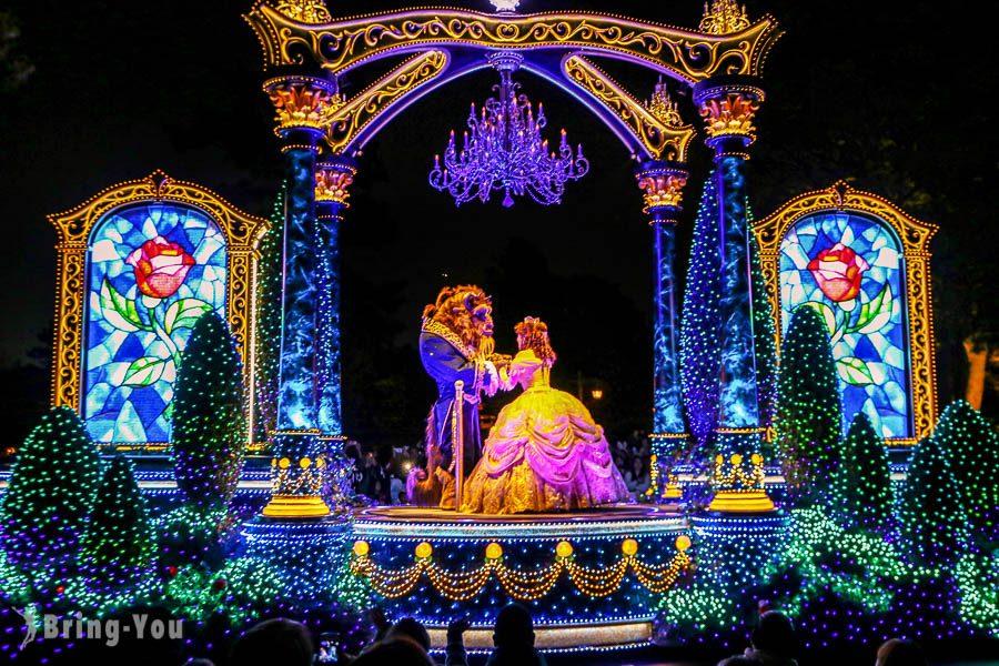 東京迪士尼樂園夜間遊行