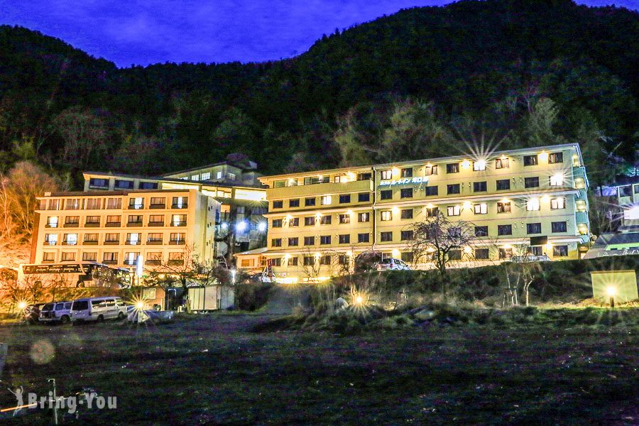 露櫻酒店Route Inn河口湖店
