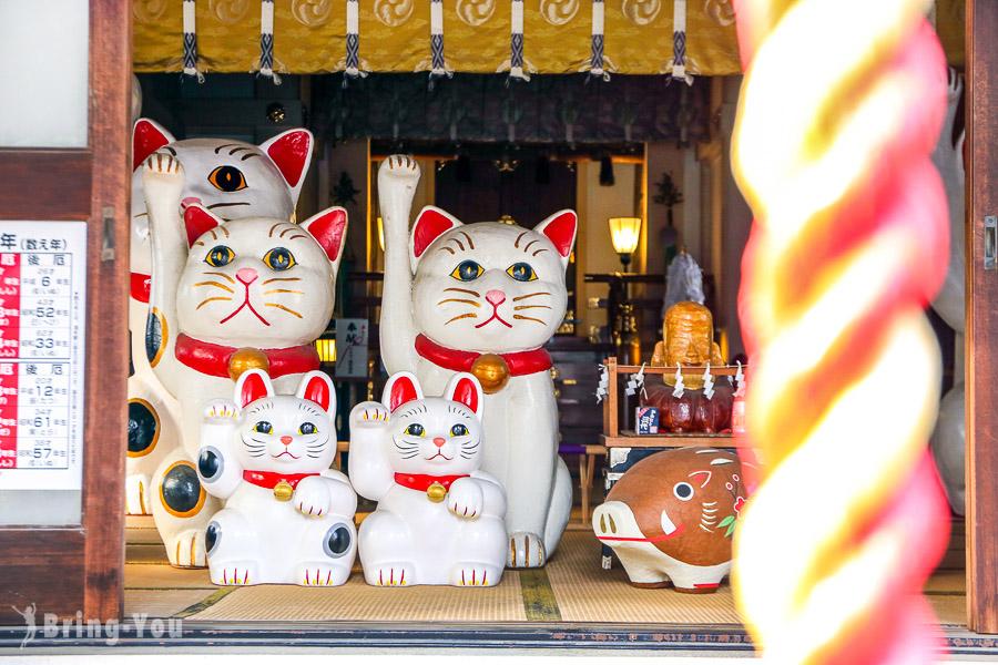 【東京淺草景點】今戶神社:日本招財貓發源地,日本人最愛、最靈驗的戀愛神社,女生必去!