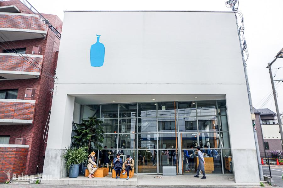 【東京清澄白河】藍瓶咖啡Blue Bottle,朝聖咖啡界APPLE日本東京1號店