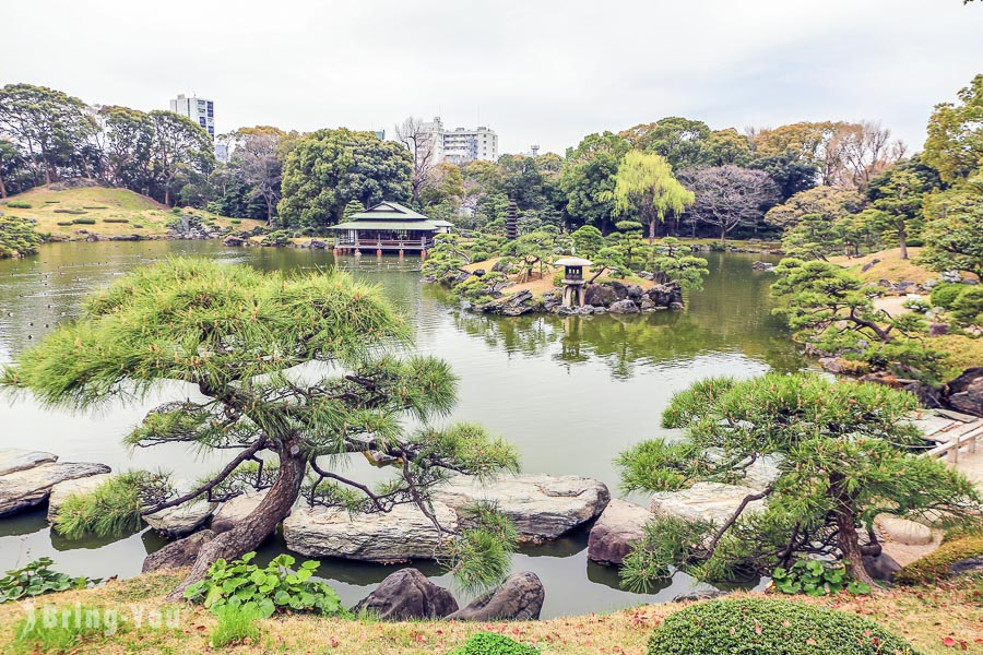【清澄白河景點】清澄庭園,散步東京九大庭園之一