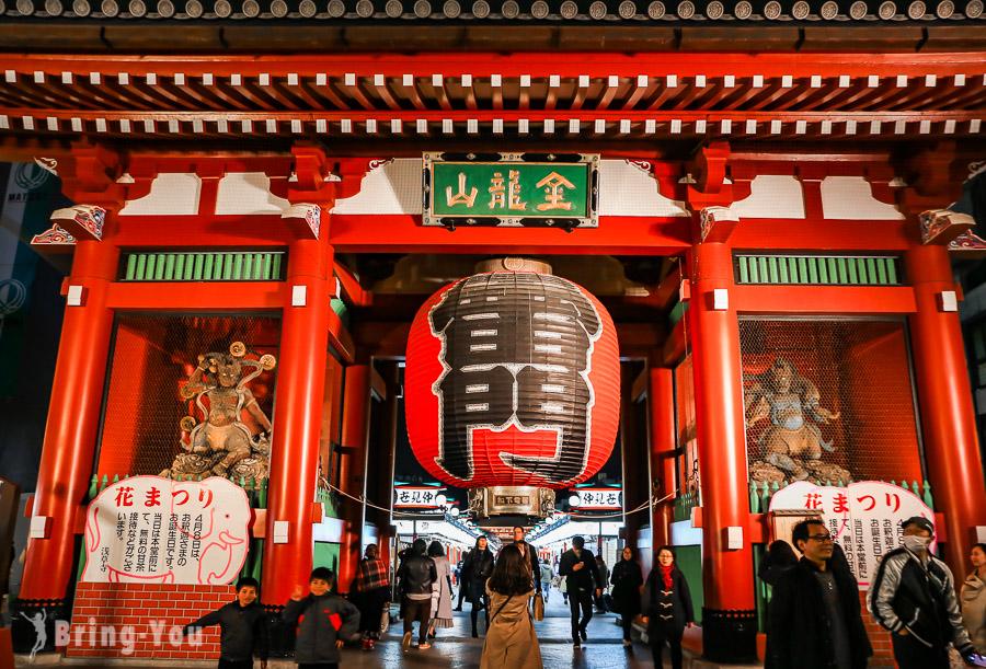 【東京淺草一日遊】淺草、上野、阿美橫町、晴空塔、谷中銀座景點美食攻略(2021)