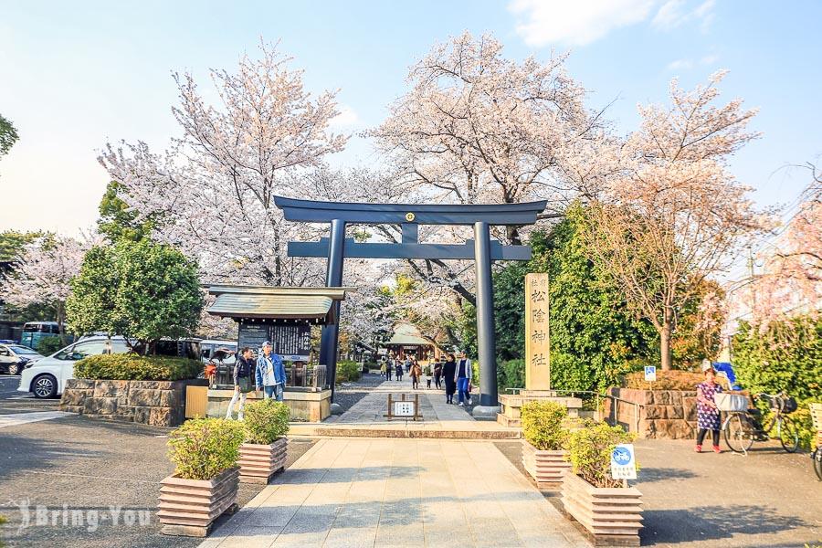 【東急世田谷線一日遊】東京「松陰神社前」車站~松陰神社漫慢遊