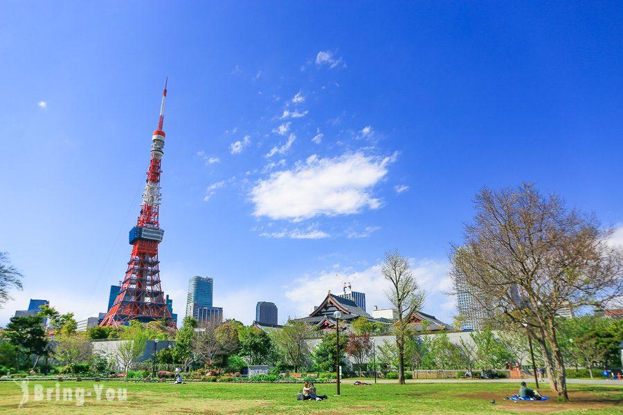 芝公園東京鐵塔