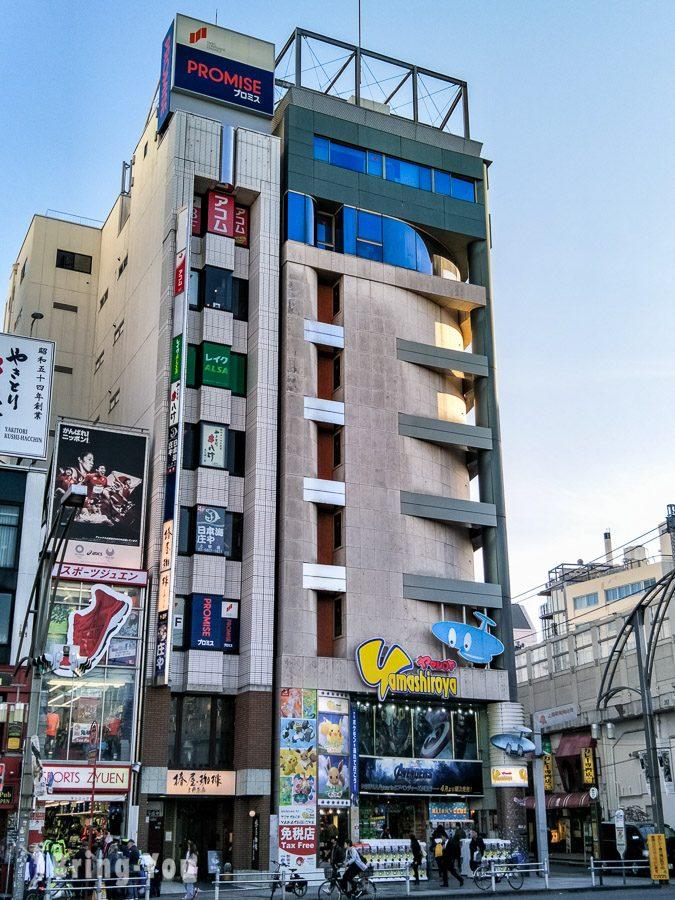 東京上野景點