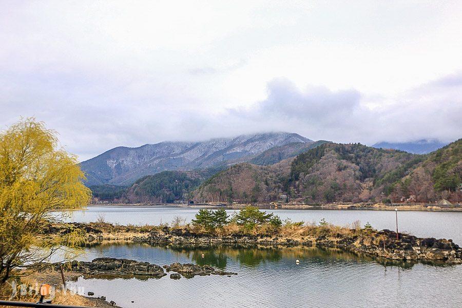 河口湖西湖