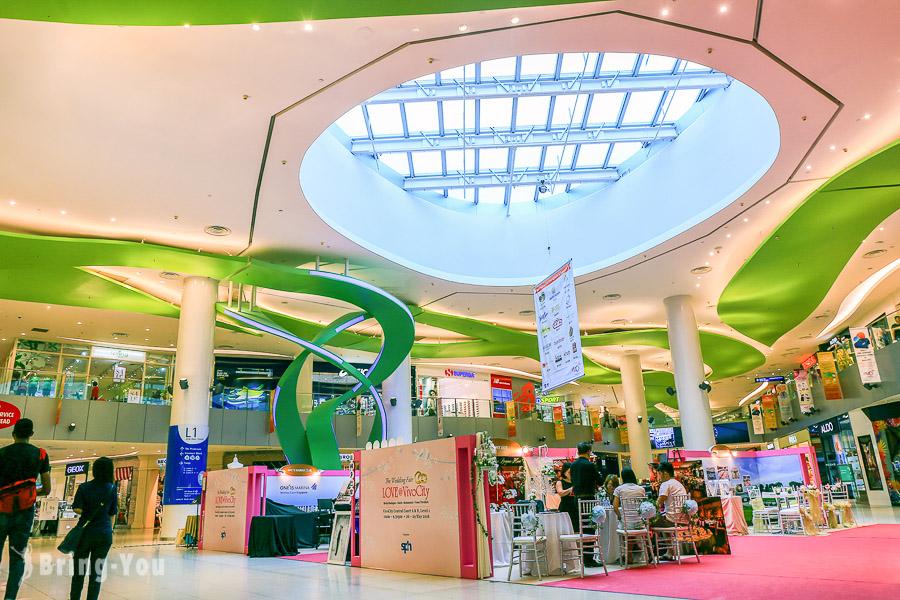 【新加坡】怡豐城 Vivo City & 港灣中心:前進聖淘沙前的購物、美食天堂