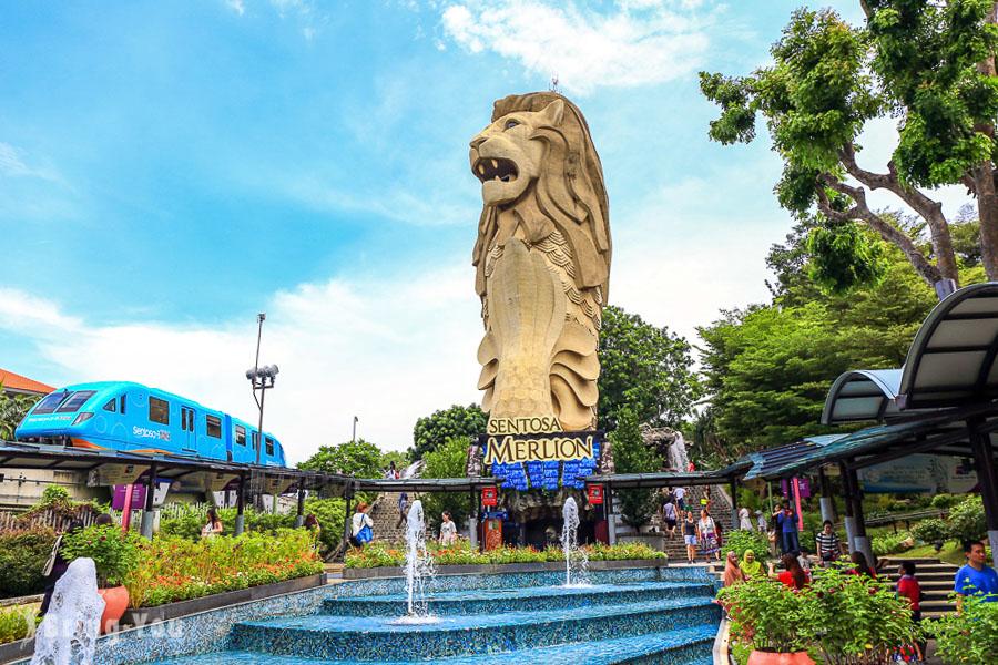 【新加坡】聖淘沙一日遊交通、聖淘沙名勝世界必去景點介紹與行程規劃總攻略