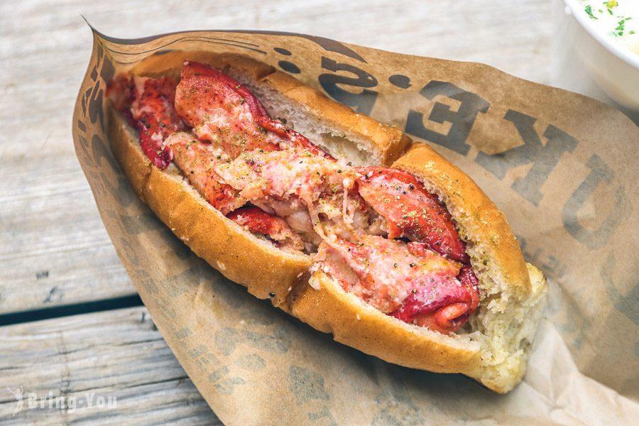 Luke's Lobster 龍蝦堡