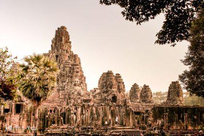 【柬埔寨旅遊】暹粒市區夜生活、傳統市場美食、逛夜市