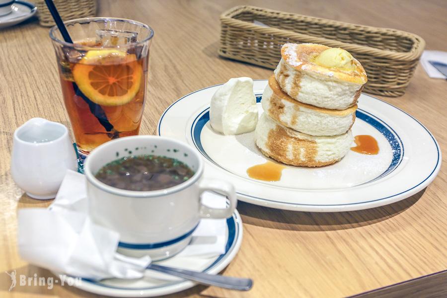 【原宿必吃】GRAM 厚鬆餅,來自大阪的棉花糖口感美食,東京甜點下午茶推薦