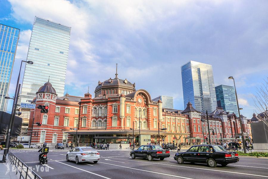 【東京車站一日遊】周邊景點、丸之內大樓瞭望台夜景、日本橋八重洲櫻花通全攻略
