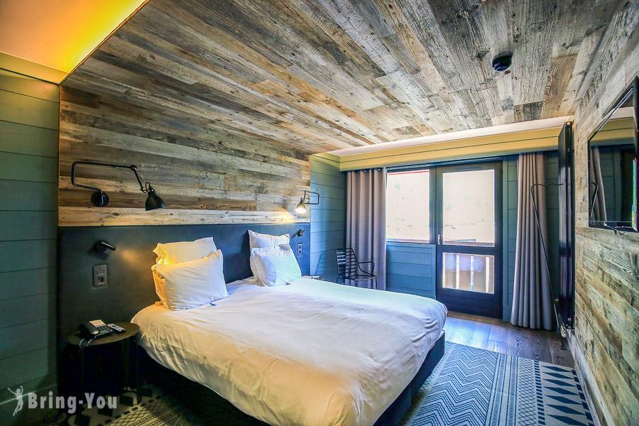 【霞慕尼住宿推薦】Chalet Hotel Le Prieure,法國白朗峰山腳山景飯店