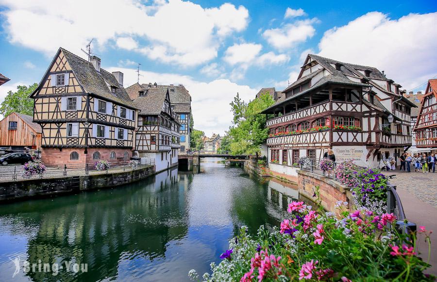 【法國景點】史特拉斯堡Strasbourg:走進小法國與中世紀童話小鎮